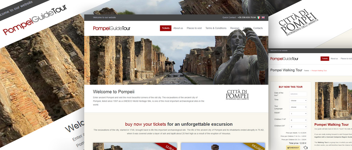 Pompei Guide Tour